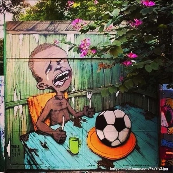 World Cup views