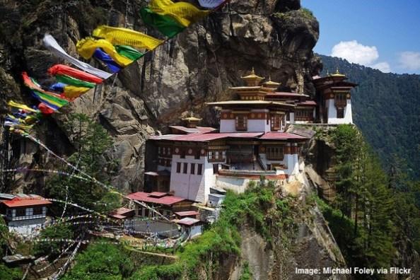 Tiger s Nest Monastery Bhutan