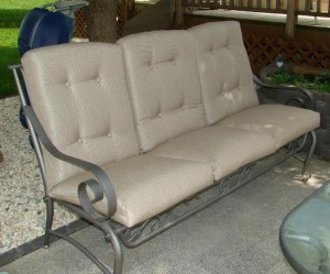 sofa cushion replacement service what is bed in italian martha stewart everyday victoria and amelia island ...