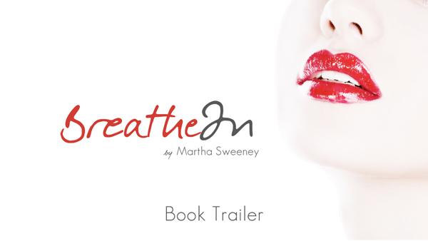 Breathe In novel by Martha Sweney