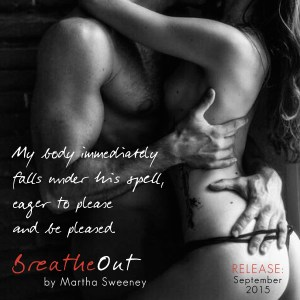Breathe Out by Martha Sweeney