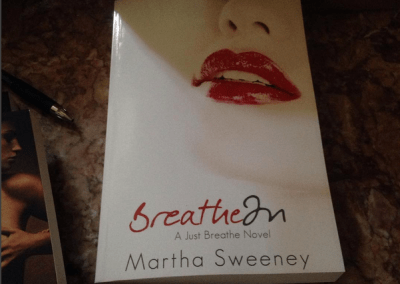 Paperback Breathe In by Martha Sweeney