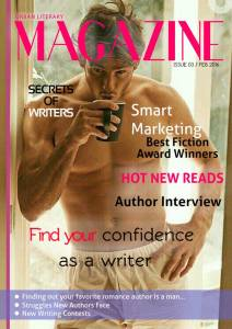 Urban Literary Magazine February 2016 Featuring Author Martha Sweeney