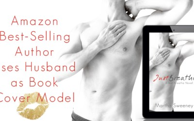 Amazon Best-Selling Author Uses Husband as Book Cover Model