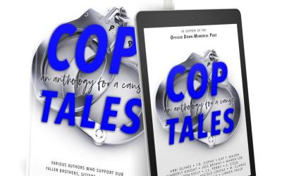 Cop Tales Anthology Cover Reveal