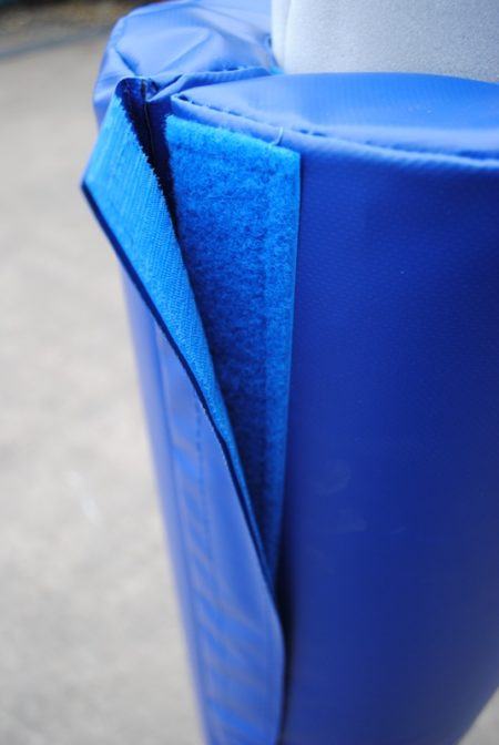Round Post Pillar Protection Padding  Martial Art Mats