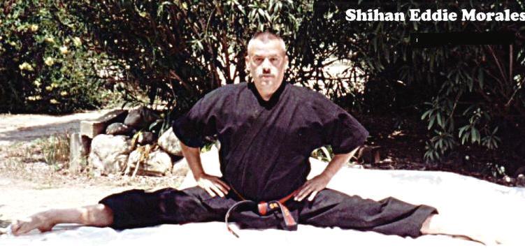 Shuseki Shihan Eddie Morales Personal page