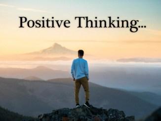 Positivity-positive thinking