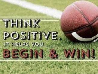 Positivity-Football