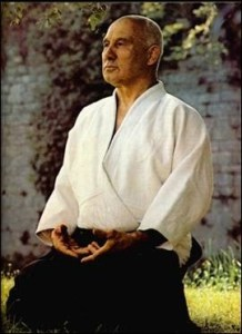 Andrè Nocquet - cronologia aikido
