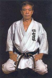 Kanazawa Hirokazu (1931-2019) - 10° Dan