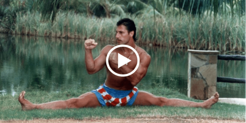 Never Forget Andy Hug The Blue Eyed Samurai  Martial Tribes