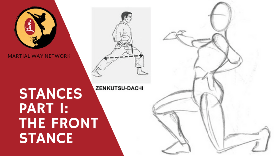 Martial Arts Stances Drawing Punch