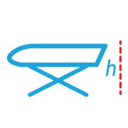 icona-altezza-regolabile-asse-da-stiro-stirmax-martica