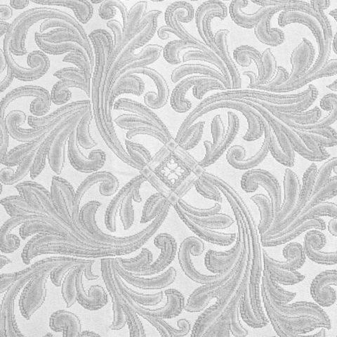 Dettaglio Copriletto Matrimoniale in tessuto Matelassè con Balza Coordinata Oslo Grigio