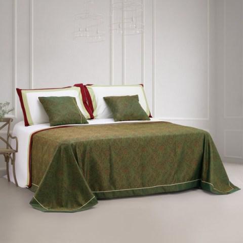 Composè disegno cashmere Verde