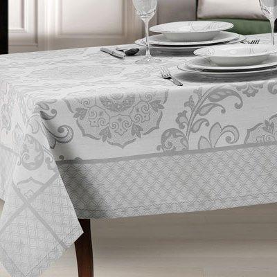 Set tovaglie moderne colori grigio telaio - Noemi