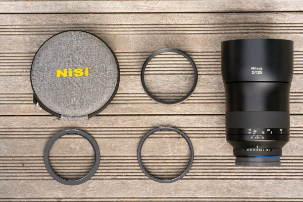 Nisi close up lens on Zeiss