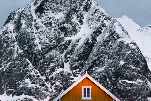 Lofoten single house