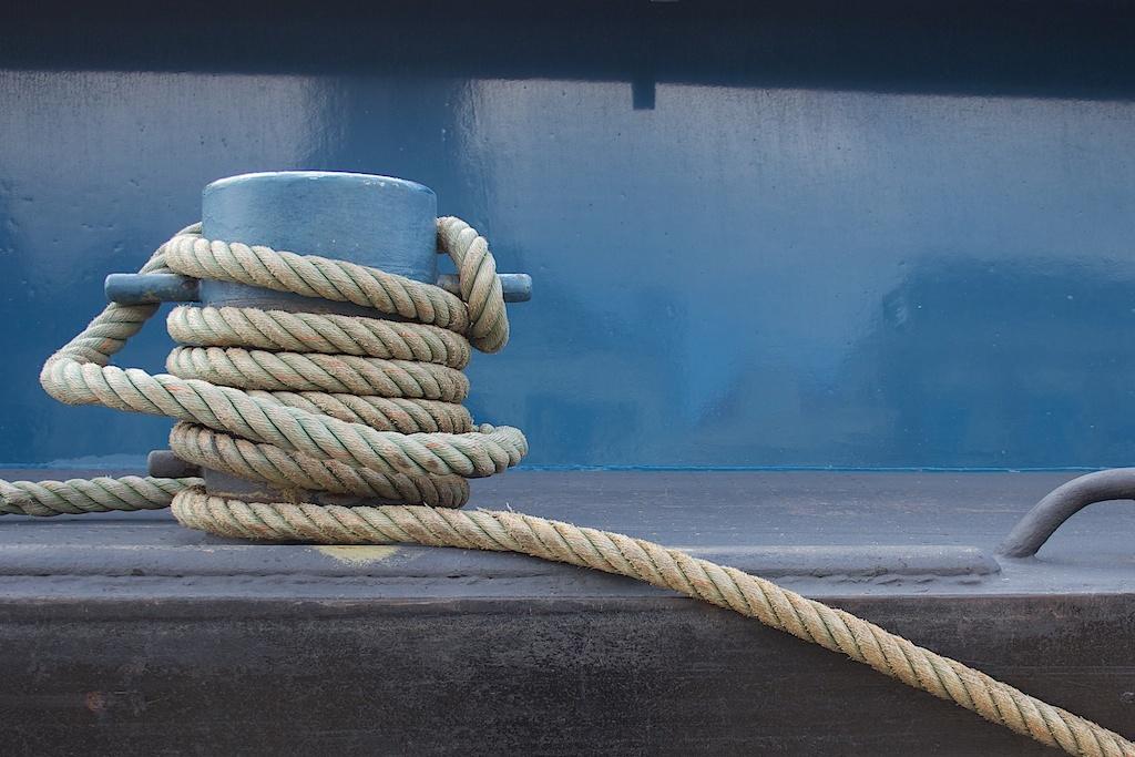 tros van schip