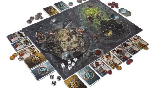 Warhammer Underworld Un Juego Competitivo De Games Workshop