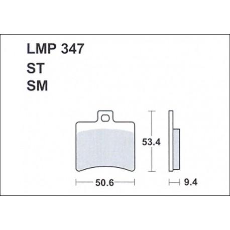 AP BRAKE PAD LMP347