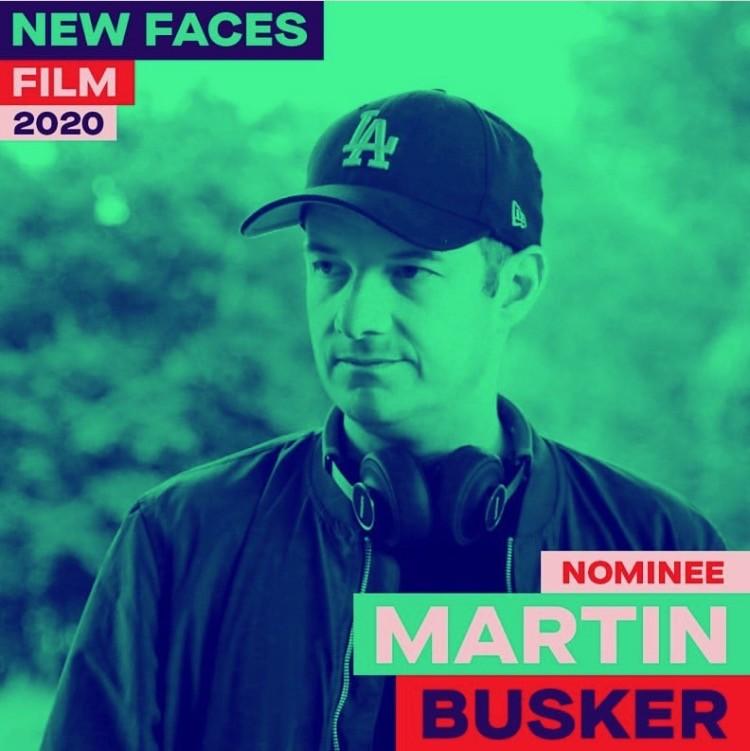 Martin Busker New Faces Award