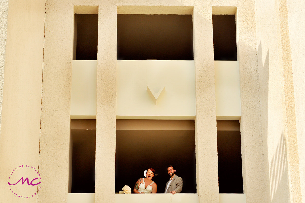 Riviera Maya Wedding by Martina Campolo Photography
