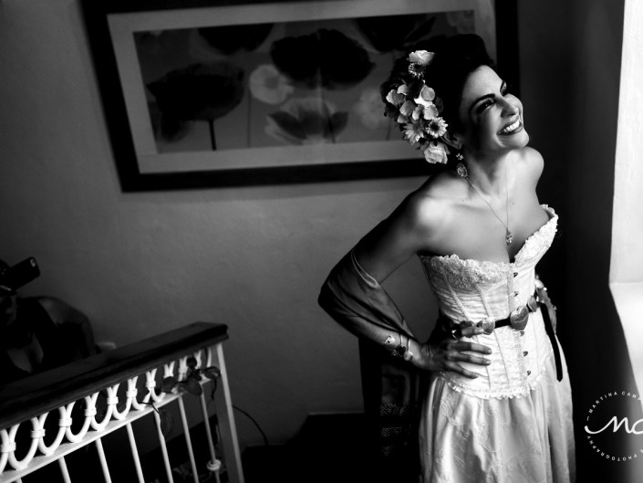Sol Tamargo, the Mexican bride by Martina Campolo Riviera Maya Wedding Photographer