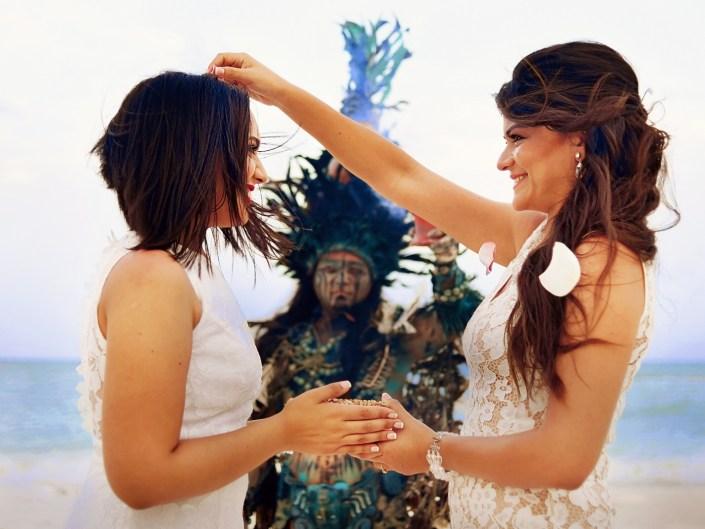 Intimate Andaz Mayakoba Gay Wedding
