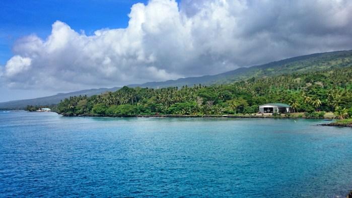 Taveuni, the Garden Isle.