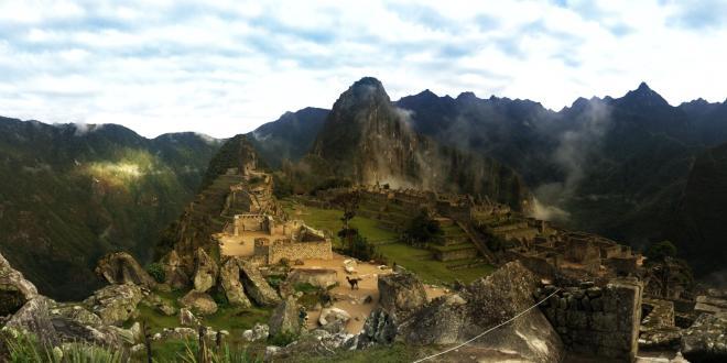 Machu Picchu. #lifegoals