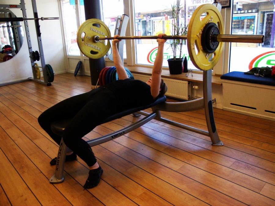 optimerad styrketräning