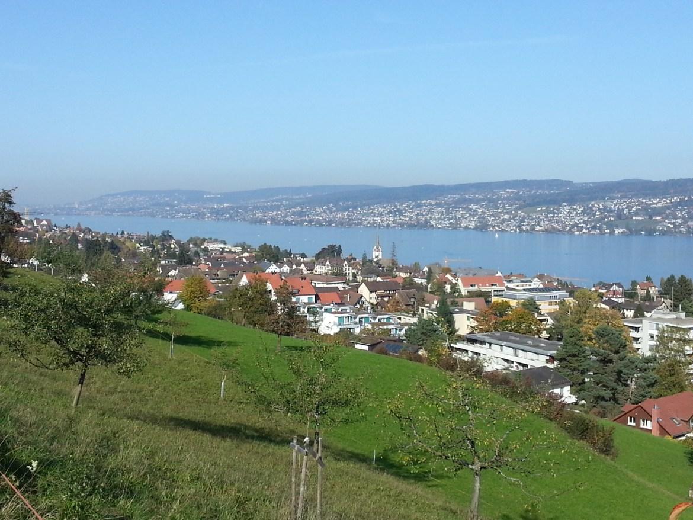 Stabile finanzielle Verhältnisse in Oberrieden