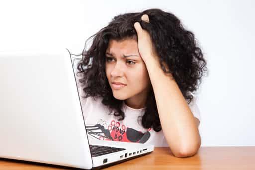 スパム広告や迷惑メールの問題
