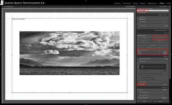 Fine Art Print Border Scripts Preparation Podcast 384 Martin Bailey