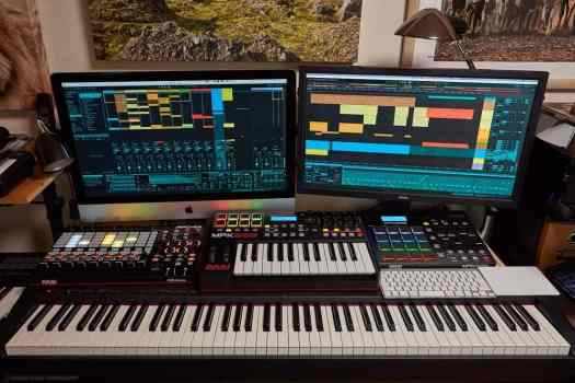 Martin's Digital Audio Workstation