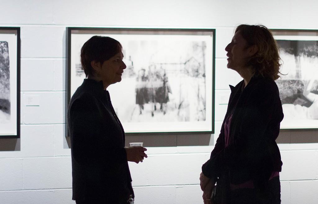 Franoise Lavoie prsente ses photographies hybrides  CHAMPS LIBRES