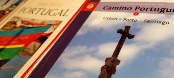 Rejsebøger om Camino de Portugues og Portugal