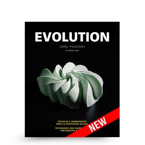 Evolution-Jordi Puigvert-pastry-book