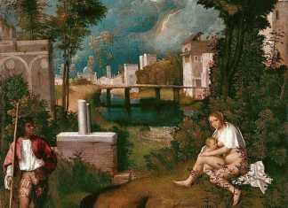 La tempestad (Giorgione)