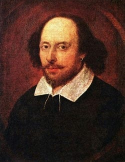 William Shakespare