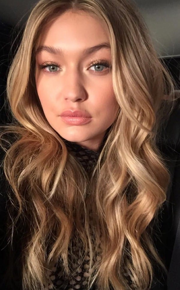 Gigi Hadid. C´redito: Wikipedia. Autor: The Door