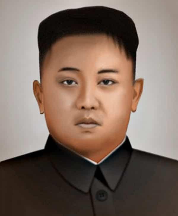 Kim Jong-un. De Wikipedia. Autor: User P388388