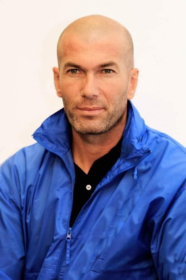 Zidane. Fuente: Wikipedia. Autor: Walterlan Papetti