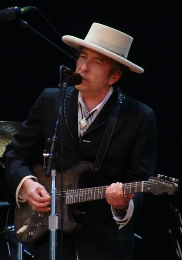 Bob Dylan. Fuente: flickr. Autor: Alberto Cabello