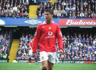 Cristiano Ronaldo. Fuente: flickr. Autor: Ray Booysen