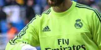 Sergio Ramos. Fuente: Wikipedia. Autor: Ruben Ortega