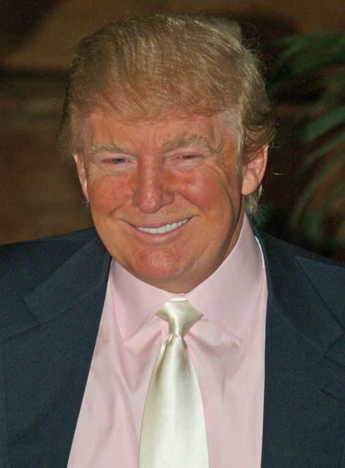 Donald Trump. Fuente: David Shankbone