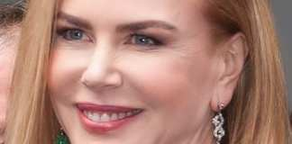 Nicole Kidman. Fuente: Wikipedia. Autor: Siebbi